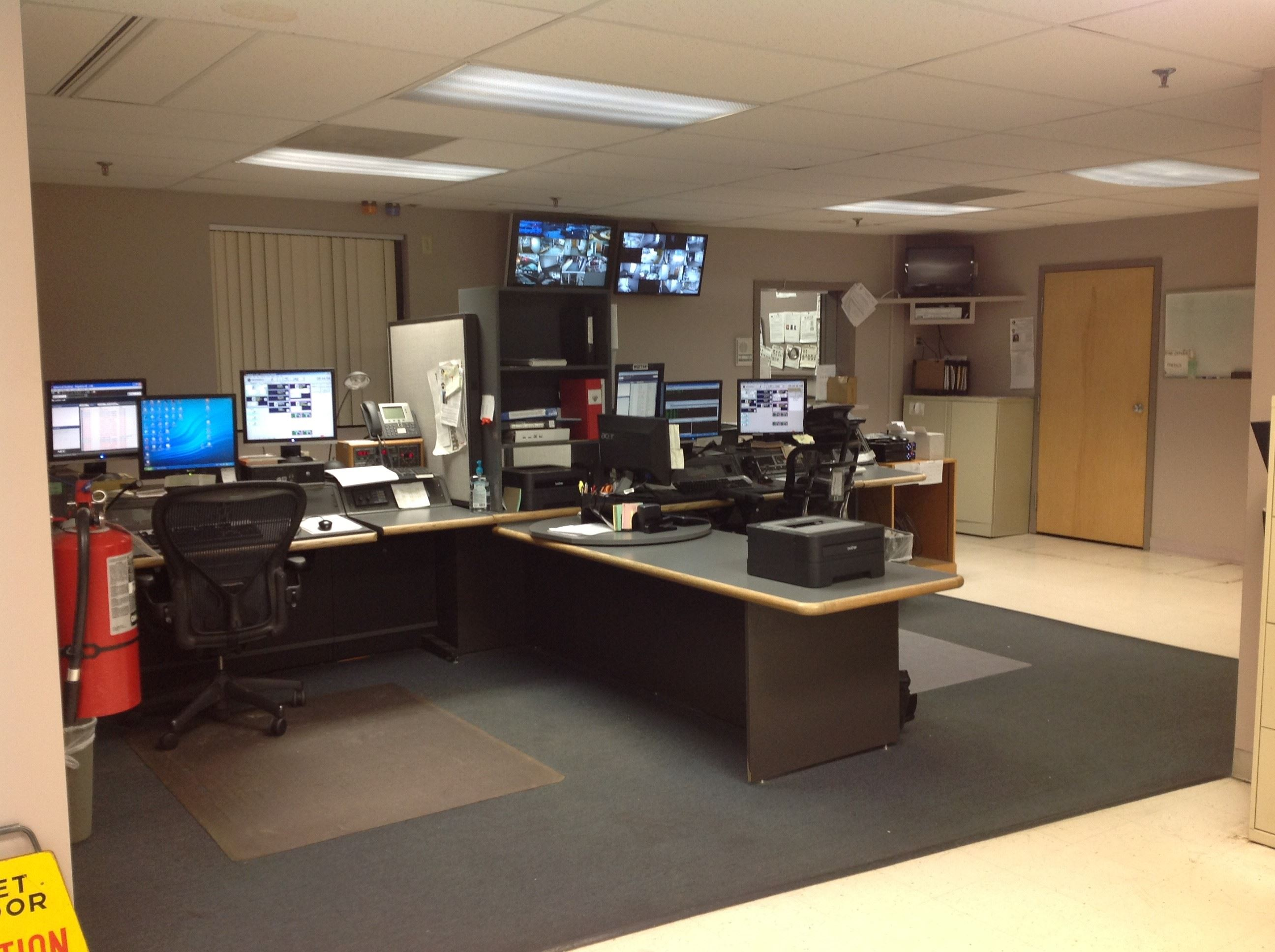 Old Dispatch Center 1